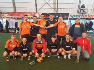Selecționata Ligii Companiilor Suceava s-a clasat pe locul secund la ediția precedentă a Cupei Unirii.