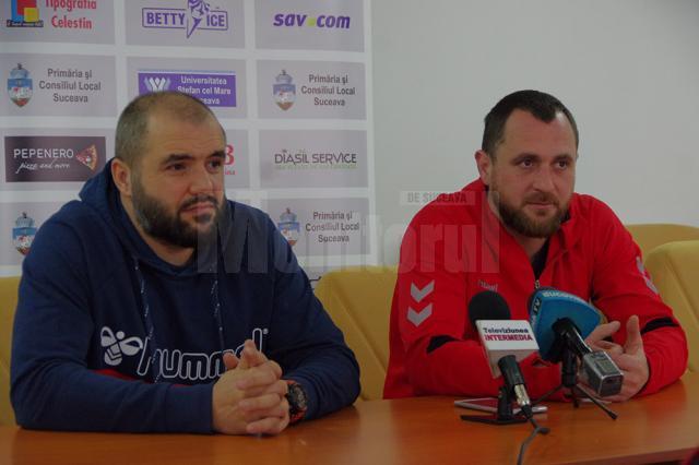 Antrenorii Universităţii Suceava au făcut o radiografie a turului de campionat