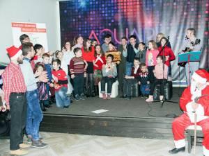 50 de copii cu nevoi speciale vor primi cadouri de la Moş Crăciun