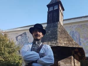 """Tânărul care a descoperit """"comoara vie"""" a identității noastre naționale, Horațiu Silviu Ilea"""