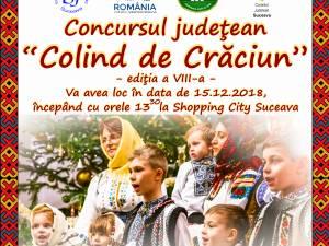 """Concursul """"Colind de Crăciun"""", ediţia a VIII-a"""