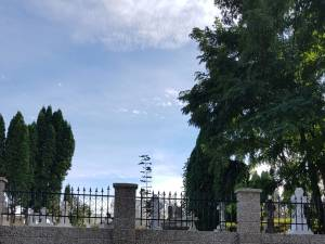 Gardul Cimitirului Pacea