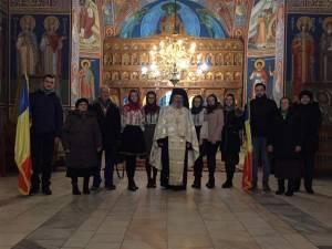 Slujbă de mulţumire închinată la Centenarul Unirii Bucovinei cu România