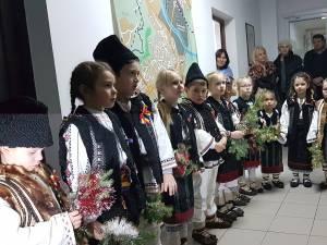 """""""Istețeii"""" de la Moldovița au încântat redacția Monitorul"""