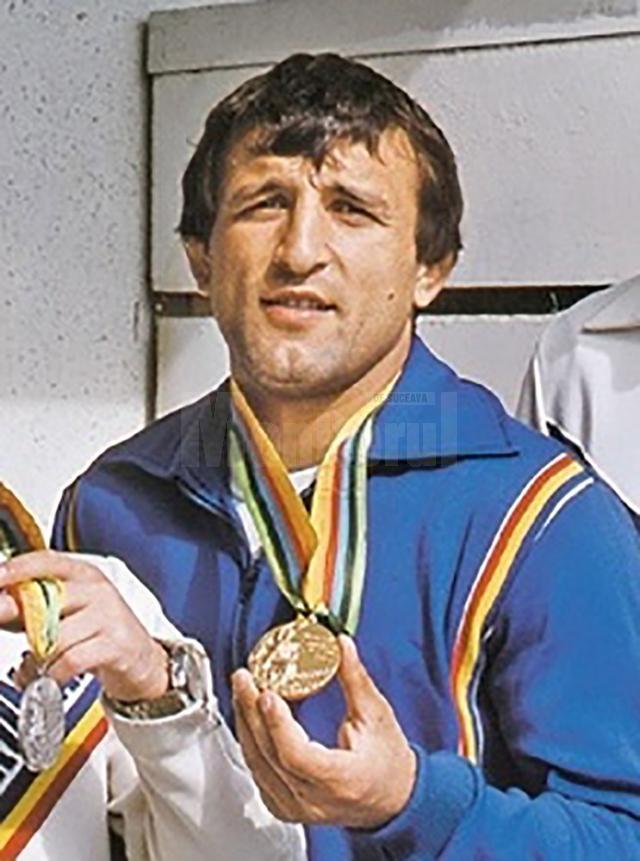 Ştefan Rusu, un obisnuit al podiumului la competiţiile de cel mai înalt nivel