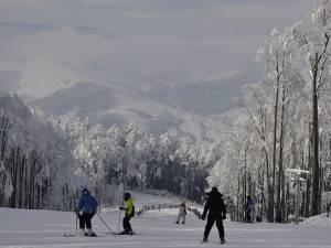 Pârtia Şoimul II din Gura Humorului se va deschide sâmbăta, 22 decembrie