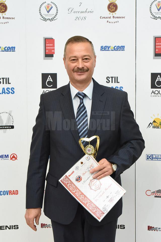 Dr. Anatolii Buzdugan Foto: Ştefan Macedon Gheorghiță