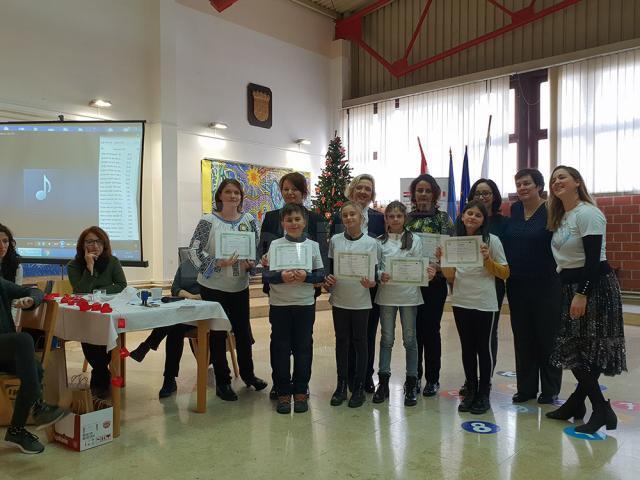 Proiect Erasmus + al Școlii Gimnaziale Nr. 4, pentru promovarea unui stil de viață sănătos
