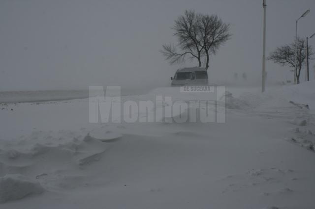 Restricţii de tonaj pe DN 29 Suceava - Botoşani