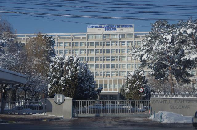 Spitalul Judeţean Suceava angajează 10 medici specialişti