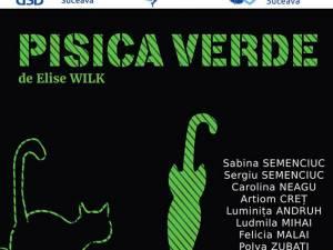 """""""Pisica verde"""", spectacol gratuit, săptămâna viitoare, la USV"""