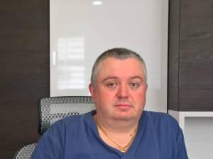 Chirurgul ortoped Mircea Macovei este noul director medical al Spitalului de Urgență Suceava