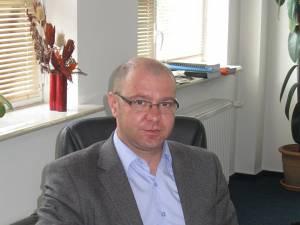 Cristi Bleorțu, preşedinte director al CAS Suceava