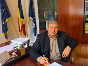 Doctorul Dănuț Corneanu, directorul executiv al DSVSA Suceava
