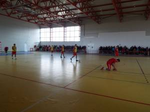 Campionatul de futsal este util pentru echipele din județ