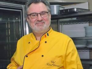 Chef Tudorel Creangă