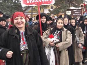 Parada Obiceiurilor de iarnă