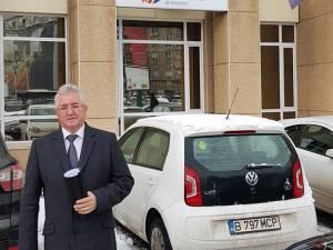 Primarul Ion Lungu a depus la CNI documentațiile actualizate pentru realizarea Sălii Polivalente