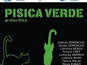 """Pisica verde"", spectacol gratuit, miercuri, la USV"