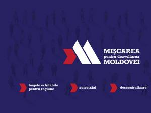 Mişcarea pentru Dezvoltarea Moldovei are printre fondatori reprezentanţi din judeţul Suceava