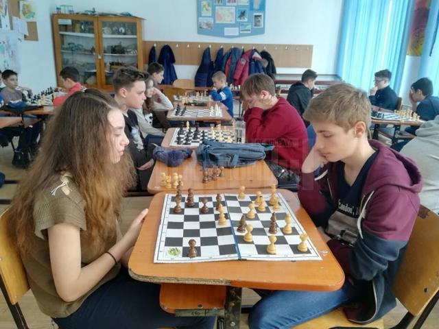 Concurs de șah