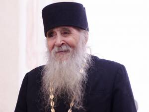 Părintele Daniil Horga împlinește, astăzi, nobila vârstă de 90 de ani