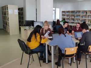 Studenții se pregătesc de sesiune