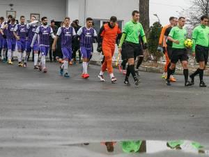 Fălticenenii au pierdut mai mulţi jucători importanţi în pauza dintre tur și retur. Foto: Codrin Anton