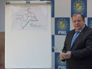 """Gheorghe Flutur argumentează necesitatea construirii """"Autostrăzii Unirii"""""""