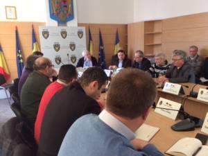 Primarul Tătar a convocat Comitetul Local pentru Situații de Urgență