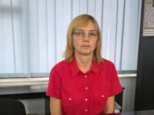 Directorul executiv al Direcţiei de Sănătate Publică (DSP) Suceava, dr. Liliana Grădinaru