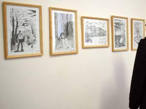 """Expoziţia tematică """"Uni…vers eminescian"""""""
