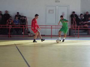 La sfârşitul acestei săptămâni va începe ediţia a V-a a Campionatului de futsal organizat de AJF