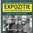 """Expoziţie de pictură """"In memoriam: Tiberiu Cosovan"""" şi lansare de carte, la Centrul pentru Susţinerea Tradiţiilor Bucovinene"""