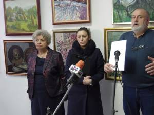Doina Cernica, Delia Leizeriuc și Niculai Moroșan