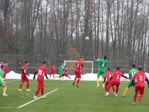 Foresta s-a confruntat cu juniorii de la LPS în primul meci de pregătire din 2019