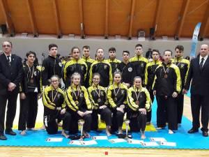 Clubul He Pai Suceava a fost premiat de Federaţia Română de Qwan Ki Do pentru cele mai bune rezultate la nivel naţional pe 2018