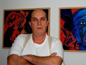 Pictorul George Ostafi