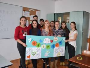 """""""Adolescență fără violență!"""", proiect educațional la Centrul Școlar """"Sf. Andrei"""""""