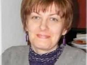 Daniela Ioana Rusu preda la colegiul sucevean din 1994