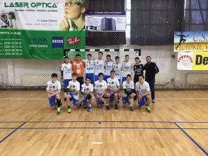 Juniorii III de la CSU Suceava au câştigat clar duelul cu Dobrogea Sud