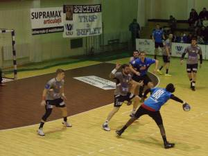 Universitatea a pierdut pengtru a doua oara in acest sezon in fața Buzăului