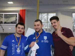 Musteaţă, Gag, Firfirică, cei trei medaliaţi care aparţin cluburilor sucevene