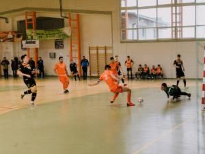 CN Nicu Gane Fălticeni a pierdut meciul cu United din cauza ratărilor