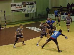 Universitatea a pierdut trei puncte foarte importante în disputa de acasă cu Buzău
