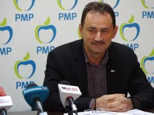 Președintele PMP Suceava, Marian Andronache
