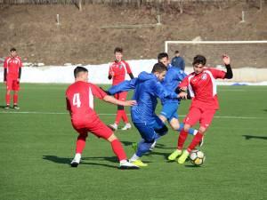 Nu mai puţin de 6 goluri s-au marcat în amicalul dintre Bucovina și LPS