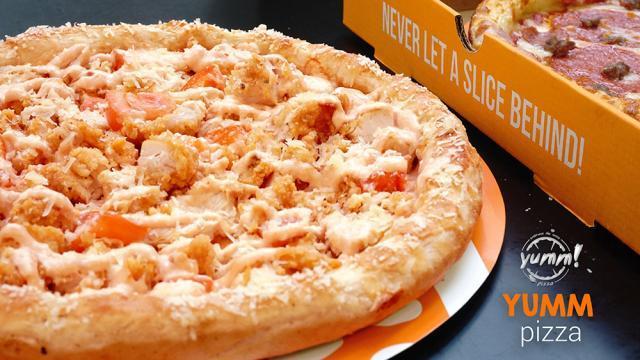 YUMM PIZZA – un business cu savoare și crustă crocantă ACUM ȘI ONLINE!