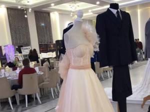 Rochie de mireasă realizată de Atelier Royal Couture Suceava