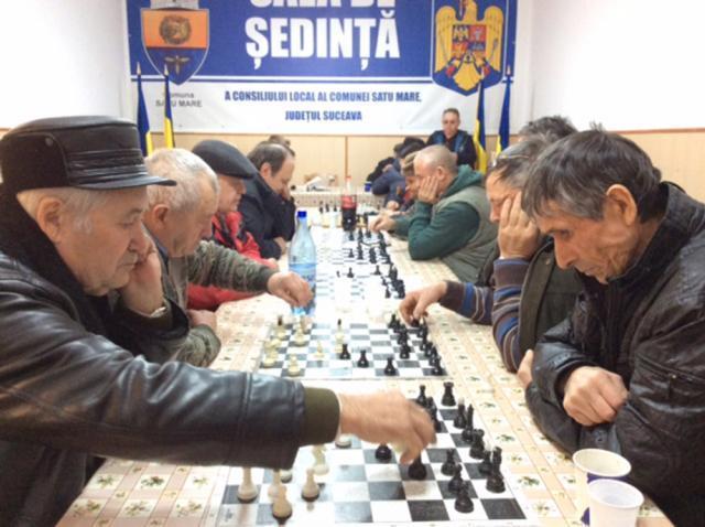 """""""Cupa Satu Mare și Țibeni"""" la șah, tenis de masă și lupte"""